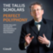 Album cover for Perfect Polyphony - Peter Phillips' favourite recordings of Renaissance Polyphony - The Tallis Scholars