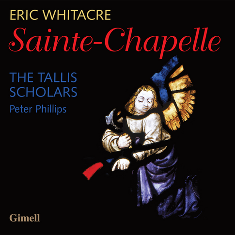 Eric Whitacre: Sainte-Chapelle. Only available by Download.
