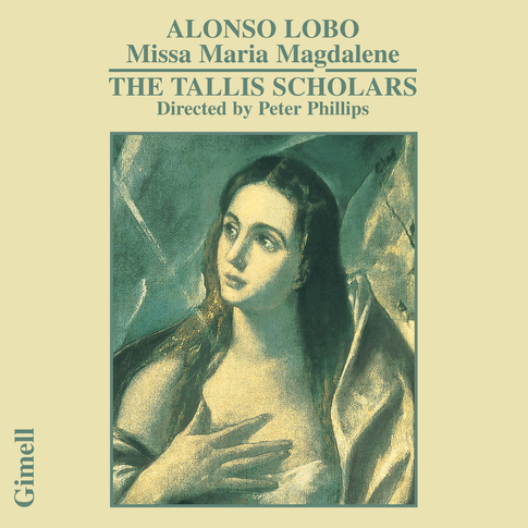 Sacred Music by Alonso Lobo