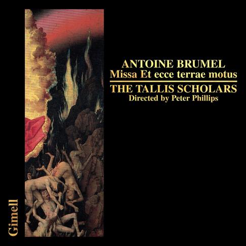 Antoine Brumel - Missa Et ecce terrae motus (The Earthquake Mass)