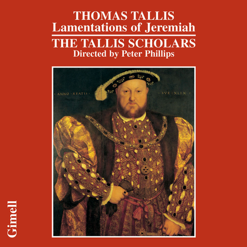 Thomas Tallis - Lamentations of Jeremiah