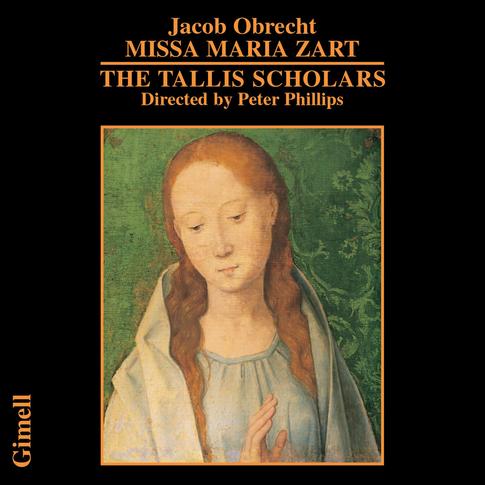 Jacob Obrecht - Missa Maria zart