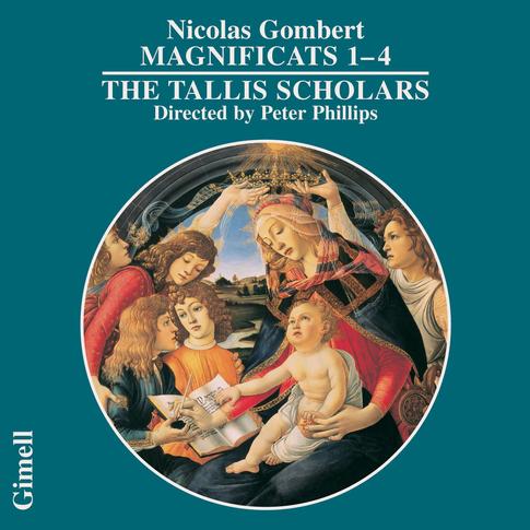 Nicolas Gombert - Magnificats 1-4