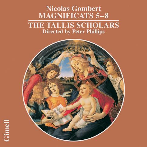 Nicolas Gombert - Magnificats 5-8