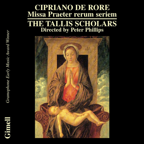 Cipriano de Rore - Missa Praeter rerum seriem