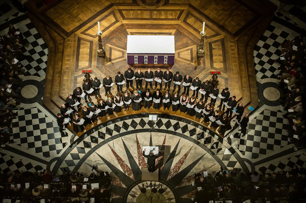 Spem in alium in St. Paul's Cathedral, London
