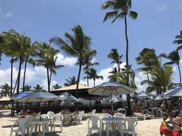 Atendimento na Praia