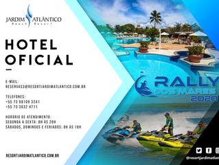O maior evento de Jet Sky do Brasil no Jardim Atlântico Beach Resort!