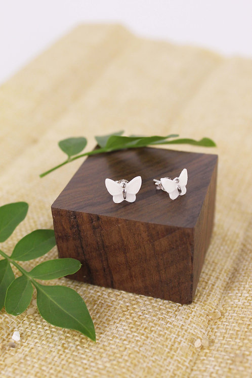 Mariposa plata