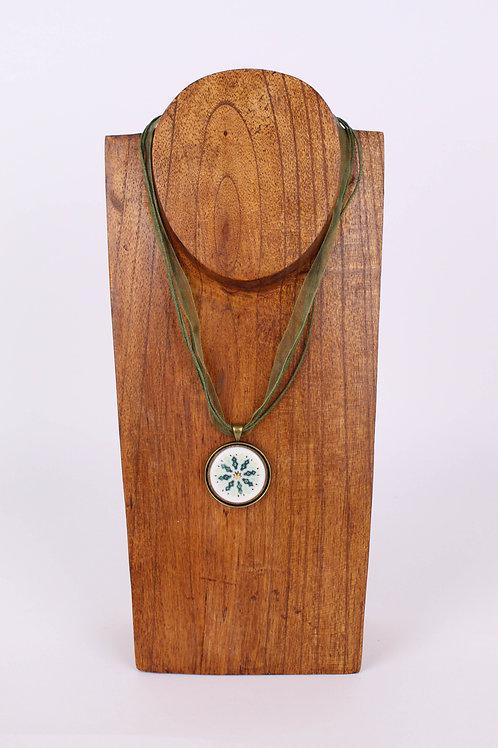 Mandala  verde