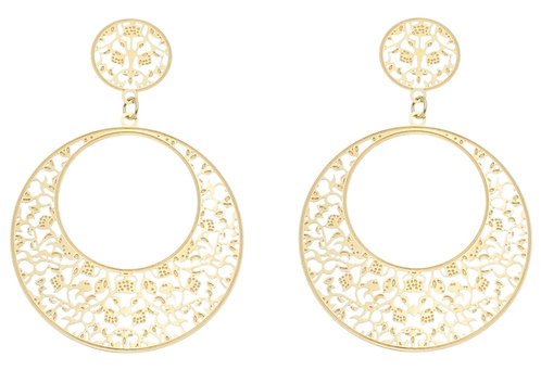 Gold Layerde Earring