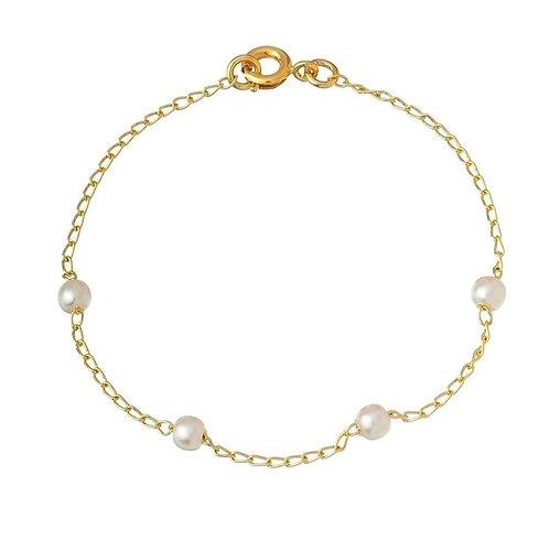 Anklet Pearls