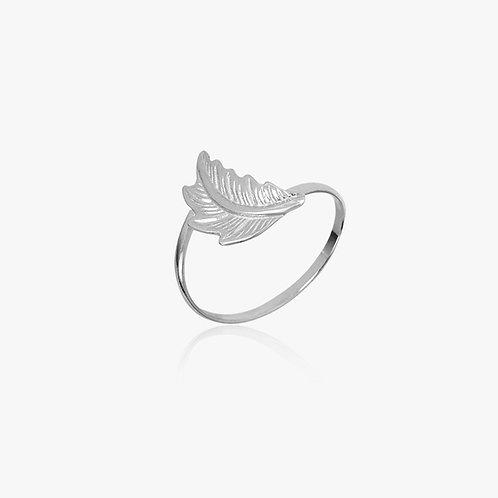 Leaf Ring (925 Silver)