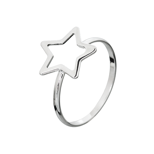 Star Ring (925 Silver)
