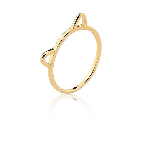 Cat Children's Ring