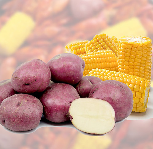10 Corns / 4lb of Potatoes
