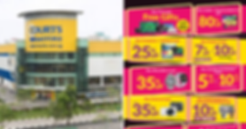 Enjoy 80% Discounts At Courts 618 Megasale From 18 June