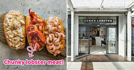 Luke's Lobster Singapore Debuts On 23 September 2020