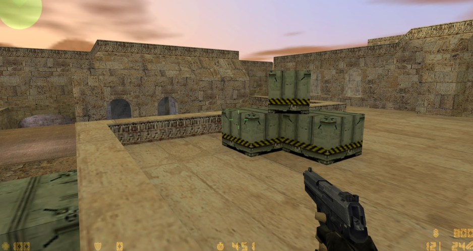 Old-School Counter-Strike Is Back & You Can Play It Right From Your Browser