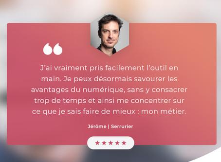 [Episode 2] Ils ont choisi Prismea et nous expliquent pourquoi : Jérôme, artisan serrurier à Lissieu