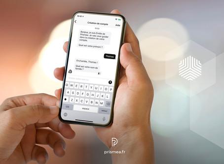 4 innovations qui font de Prismea un DAF de poche connecté et efficace