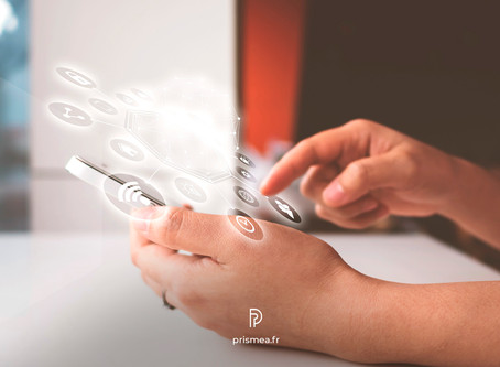 Les technologies IA utilisées par Prismea permettent d'offrir aux professionnels un service optimal