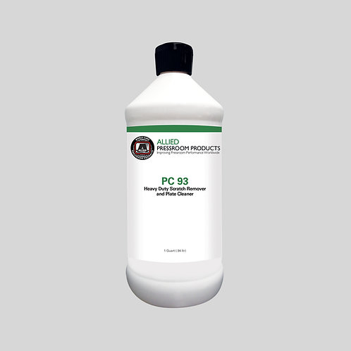 PC 93 Plate Cleaner