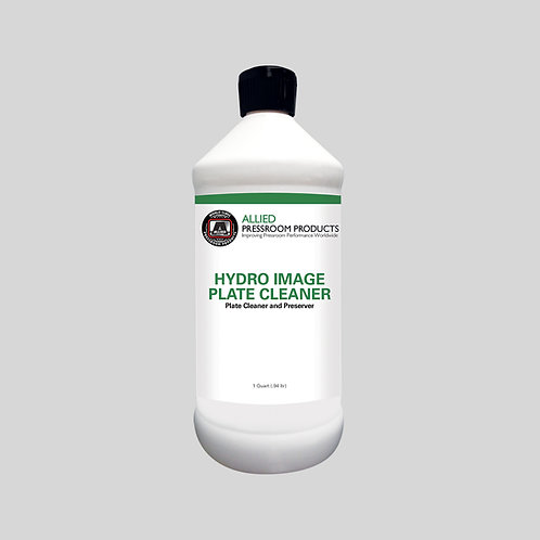Hydro Image Plate Cleaner