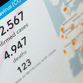 Angst en schijnzekerheid - cijfers over het coronavirus