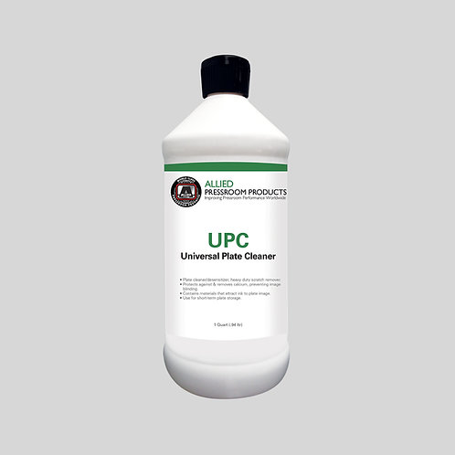 UPC (Universal Plate Cleaner)
