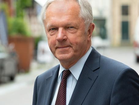 Burgemeester Henk Jan Meijer