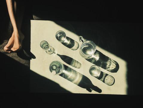 Sombras de cristal - Clara Esmoris