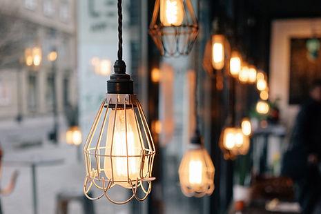 Lampada a gabbia