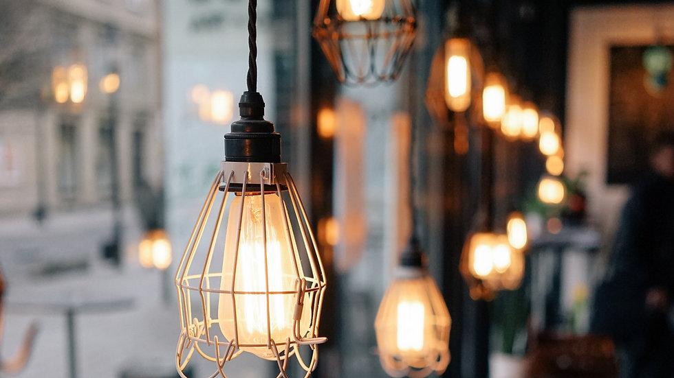 Sponsor a client's electric bill