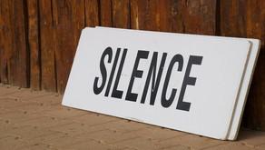 Why therapists often speak very little