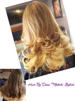 Wowzer! Gorgeous Blond!