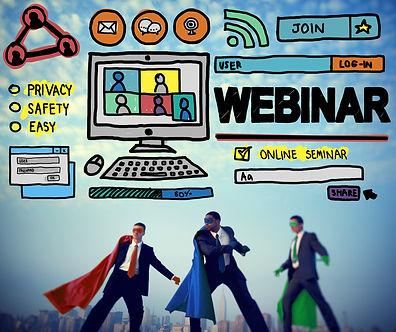 Webinar Online Seminar Global Communicat