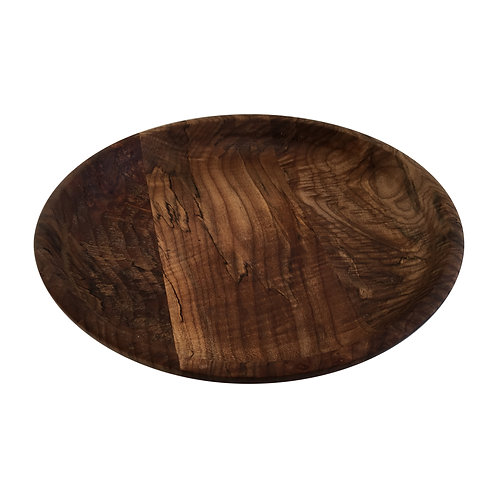 Spalted, maple tray