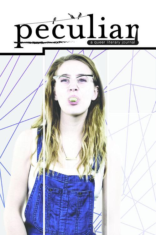 peculiar: a queer literary journal #3 PRINT