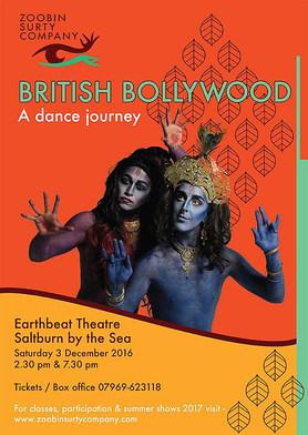 British Bollywood Saltburn 2016