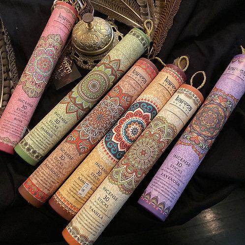 Karma Scents brand Incense ~30 sticks