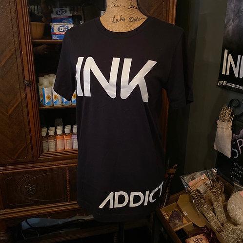 Inked Addict brand T shirt