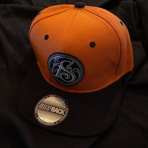 "Seventh Seal Tattoo ""7S"" logo hat"