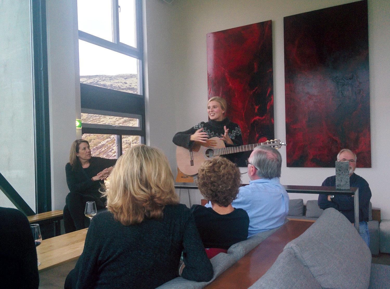 Icelandic Music & Storytelling