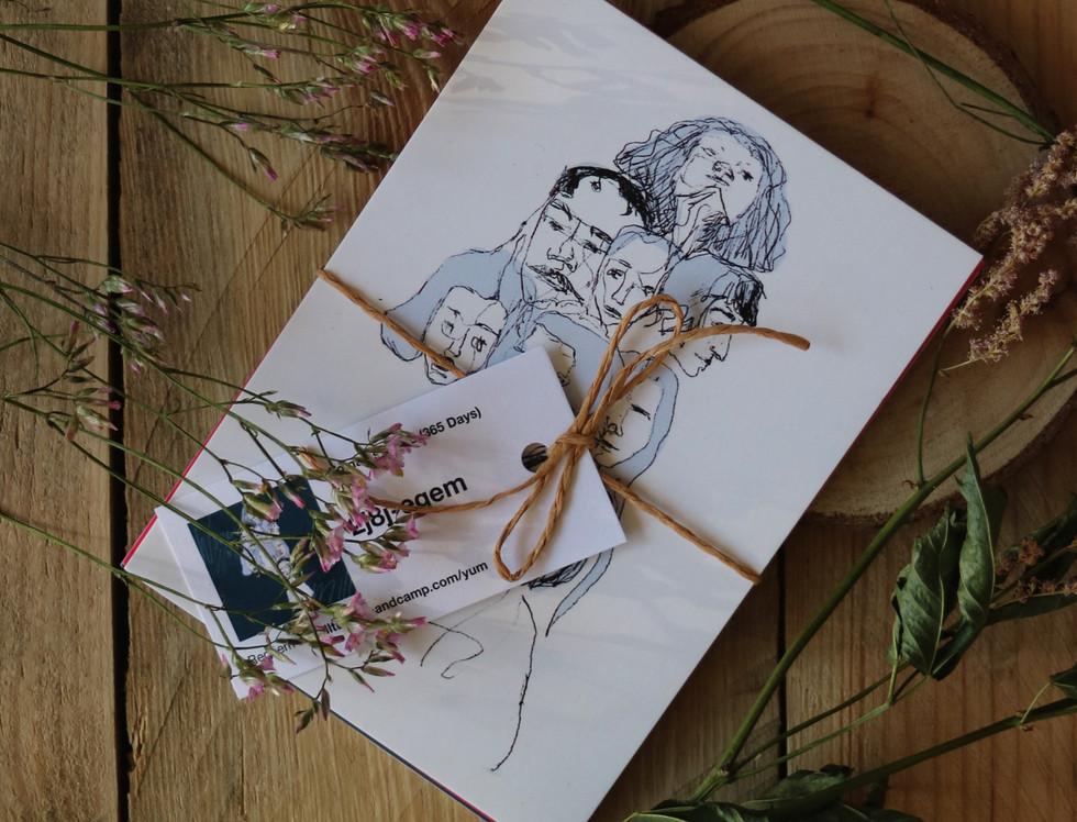 Woman's World (365 Days) Postcard Set & Download 20$ + Shipping