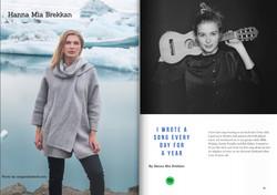 A Song A Day - Erlendur Magazine