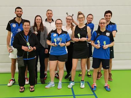 Nieuwe kampioenen bij Clubkampioenschappen 2019