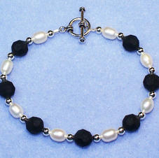 Pearls & Swarovski