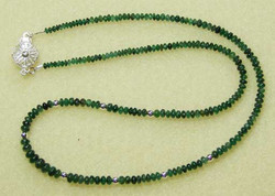 Graduated Emeralds