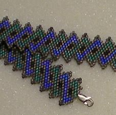 Dragon Peyote Bracelet